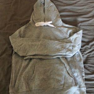 Forever 21 Tops - Forever 21 Gray hoodie